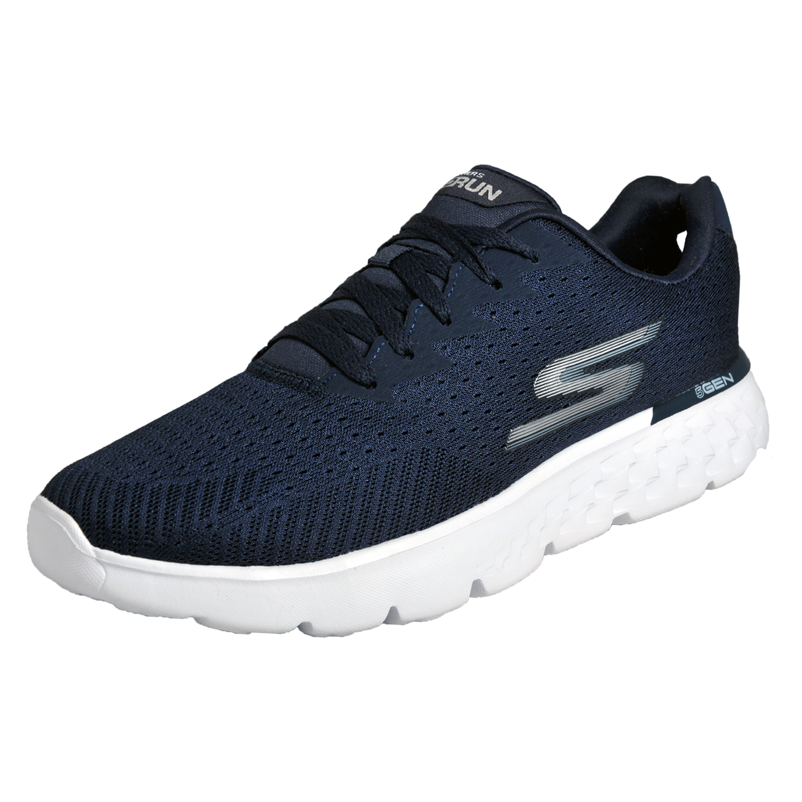skechers go run 400. skechers go run 400 generate mens fitness gym running shoes trainers navy t