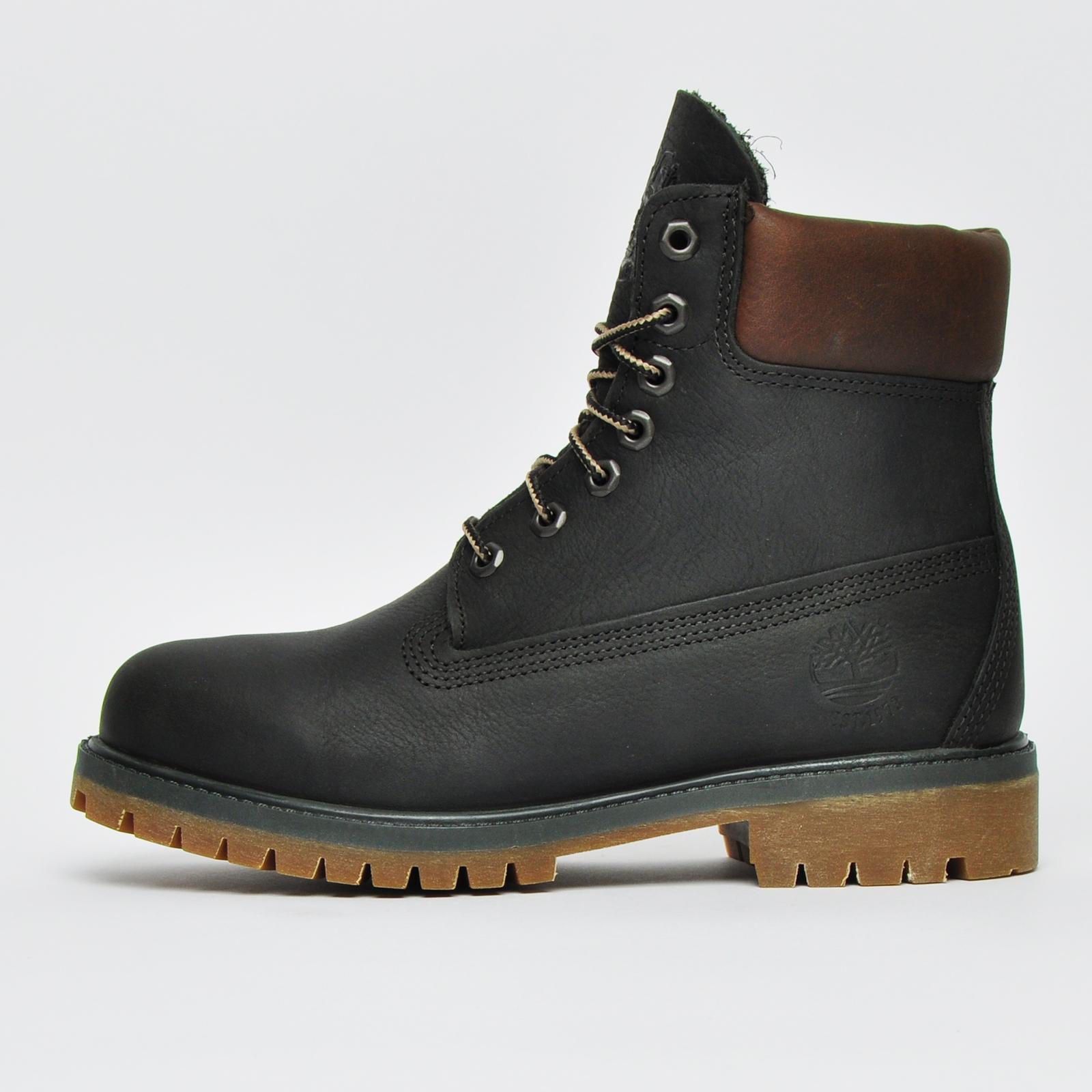 scarpe casual prezzo ragionevole prezzo all'ingrosso Timberland 15.2cm pelle Uomo Impermeabile Outdoor Stivali in 45th ...