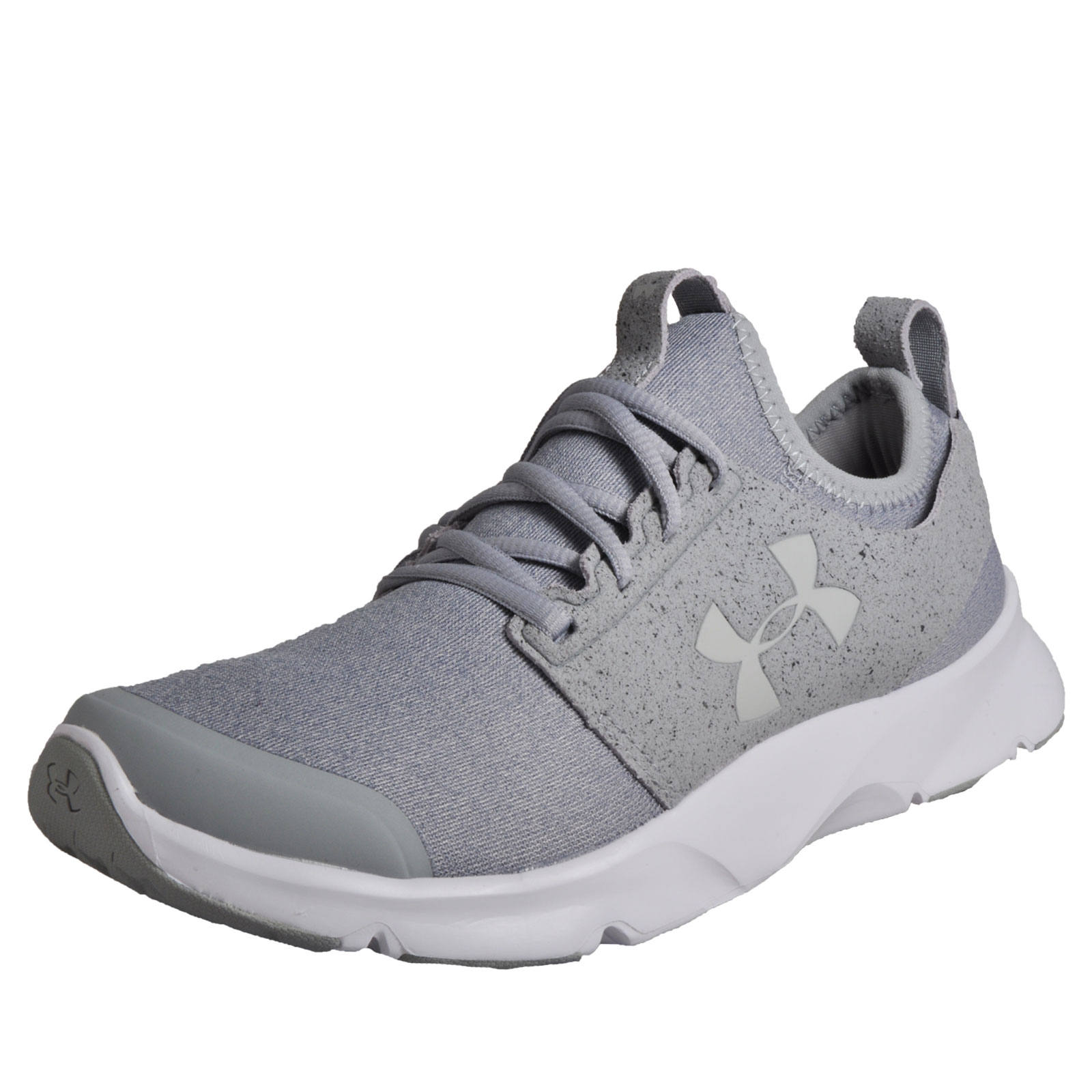 735d7f337d2d Details about Under Armour Mens Drift RN Mineral Premium Running Shoes  Fitness Gym Grey