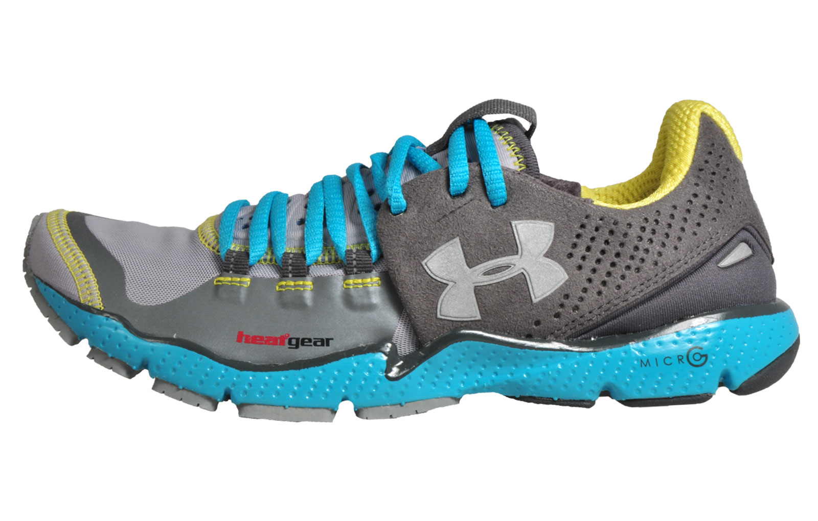 new product 6f181 7af6c Under Armour Charge RC Womens Premium Running Shoes Fitness Gym Trainers  Grey