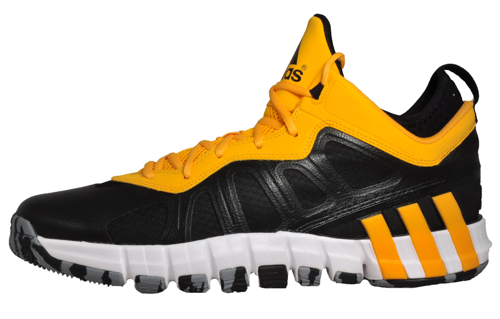 Adidas Crazyquick 2 5 Low Jeremy Lin 17 Mens Basketball Shoes Black Yellow