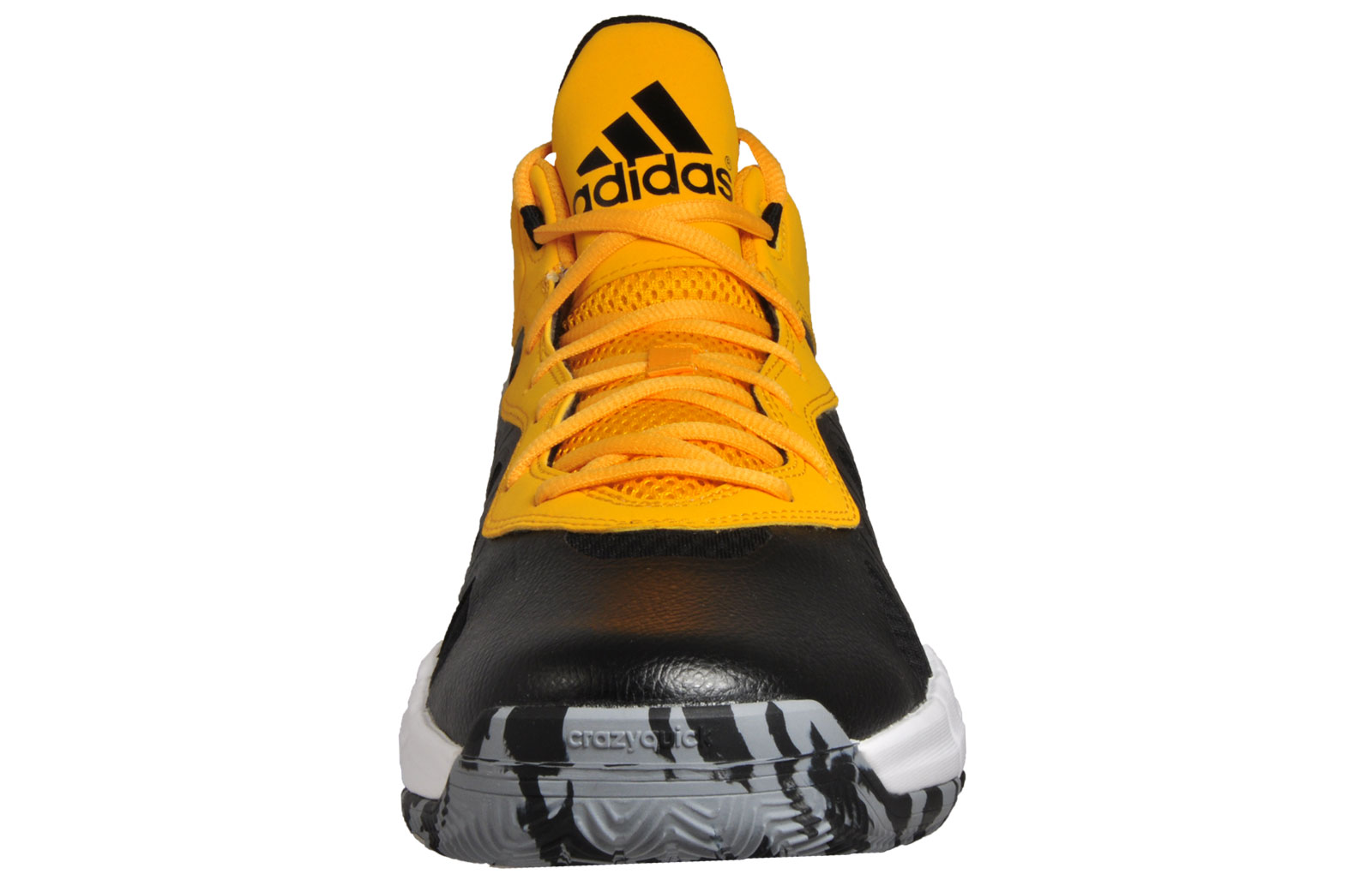 d49c82c8f Adidas Crazyquick 2.5 Low Jeremy Lin 17 Mens Basketball Shoes Black Yellow