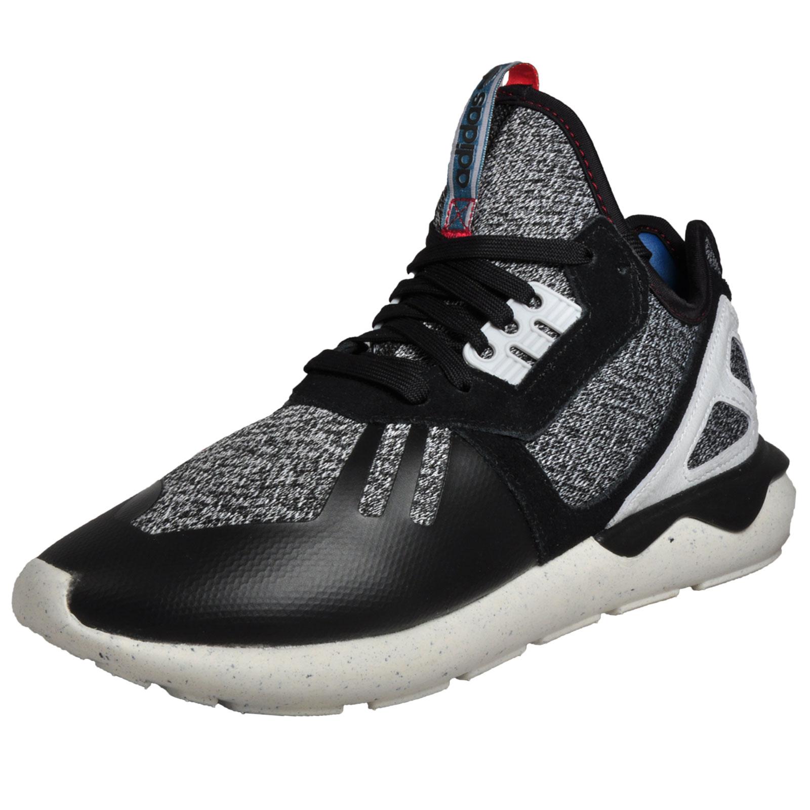 329064789d9 Details about Adidas Originals Tubular Runner Mens Classic Casual Retro  Running Shoes Black