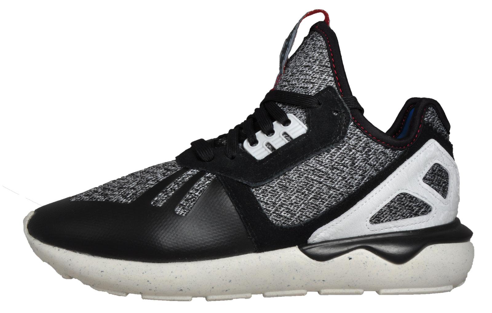 70edd3bfad1 Adidas Originals Tubular Runner Mens Classic Casual Retro Running Shoes  Black