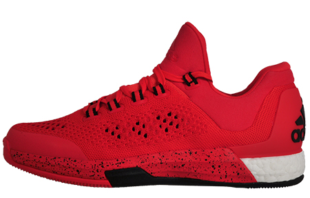 213425675b96 Adidas Crazylight Boost Primeknit Mens - AD160762