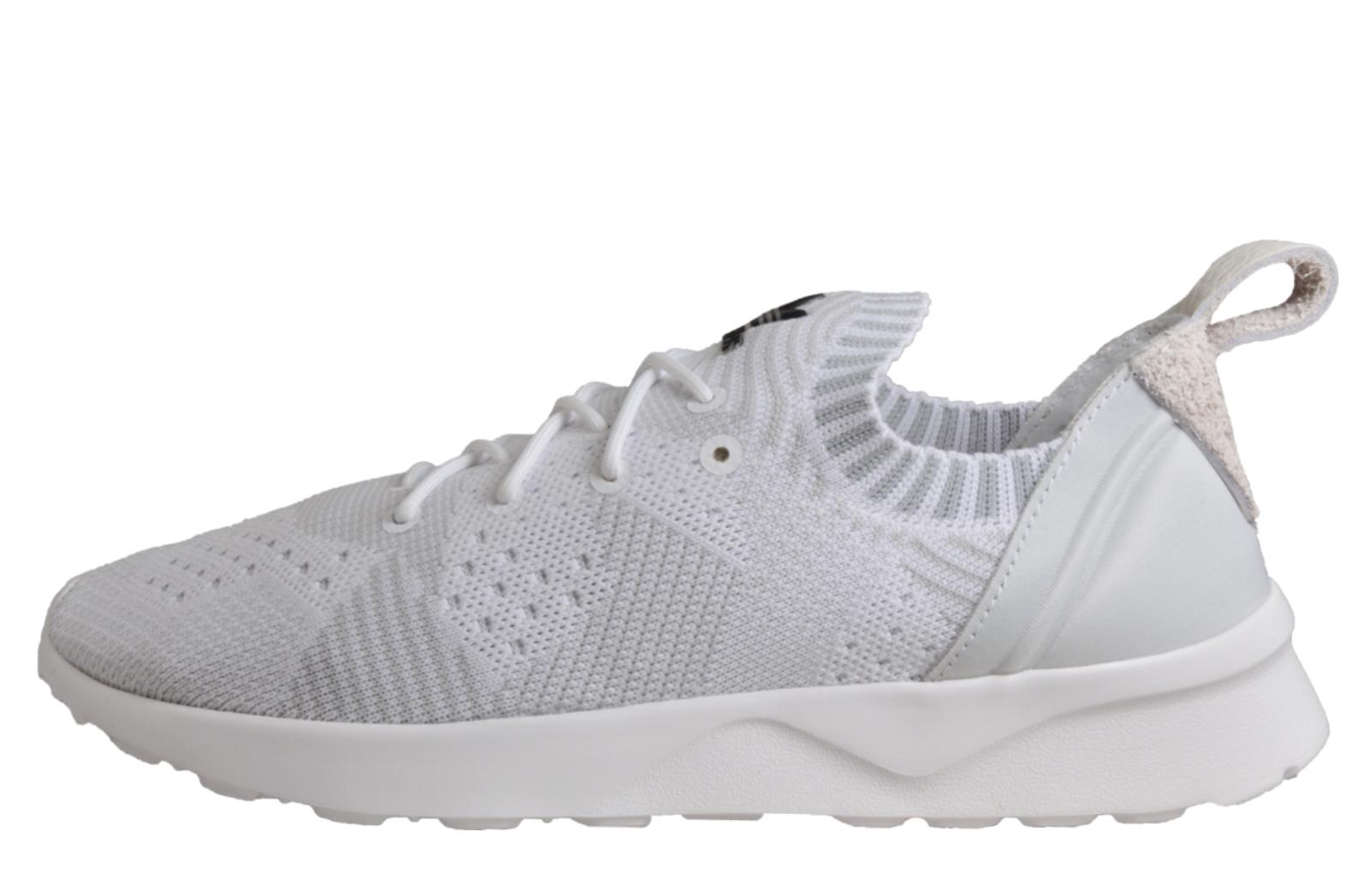 online retailer 57a3d d535a Adidas Originals ZX Flux ADV Virtue PK Primeknit Womens -