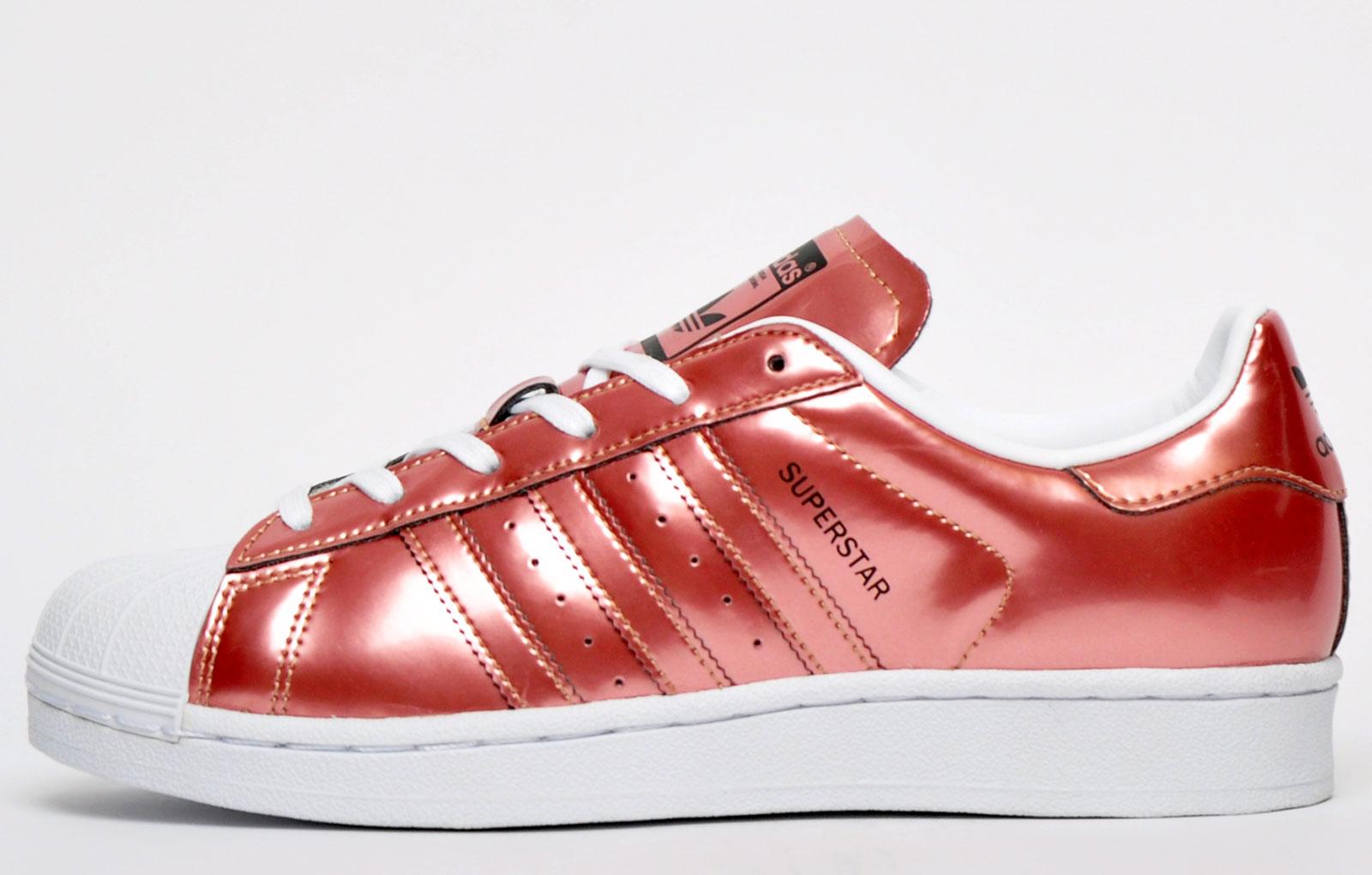 info for 48cbc d1843 Adidas Originals Superstar Womens Girls