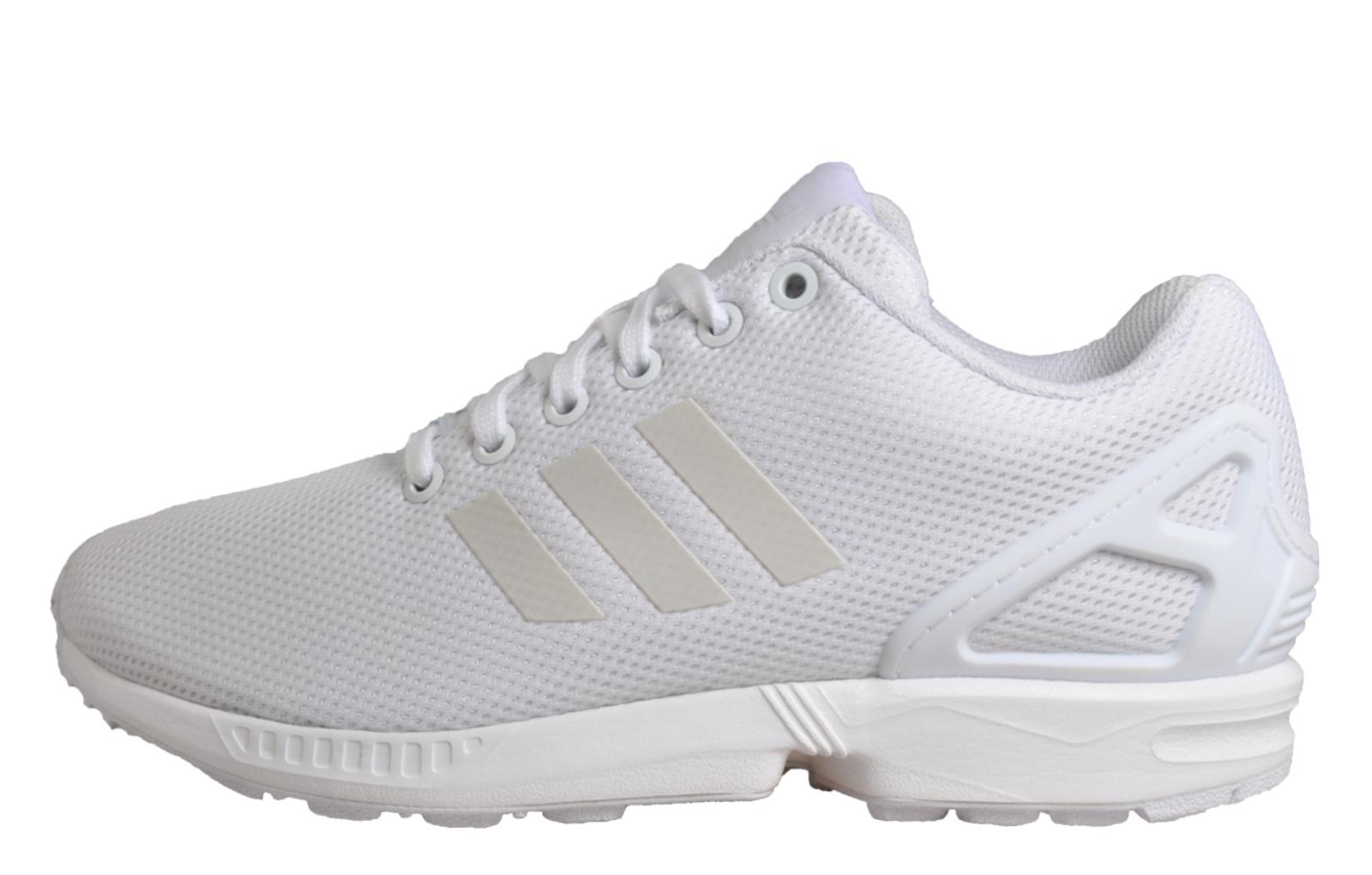 271fe5c6f6fff White   White   White. Adidas Originals ZX Flux Uni - AD169748