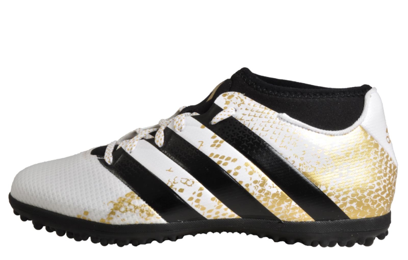 9d80a3e12b2 White   Gold   Black. Adidas Ace 16.3 Primemesh TF Mens - AD170704
