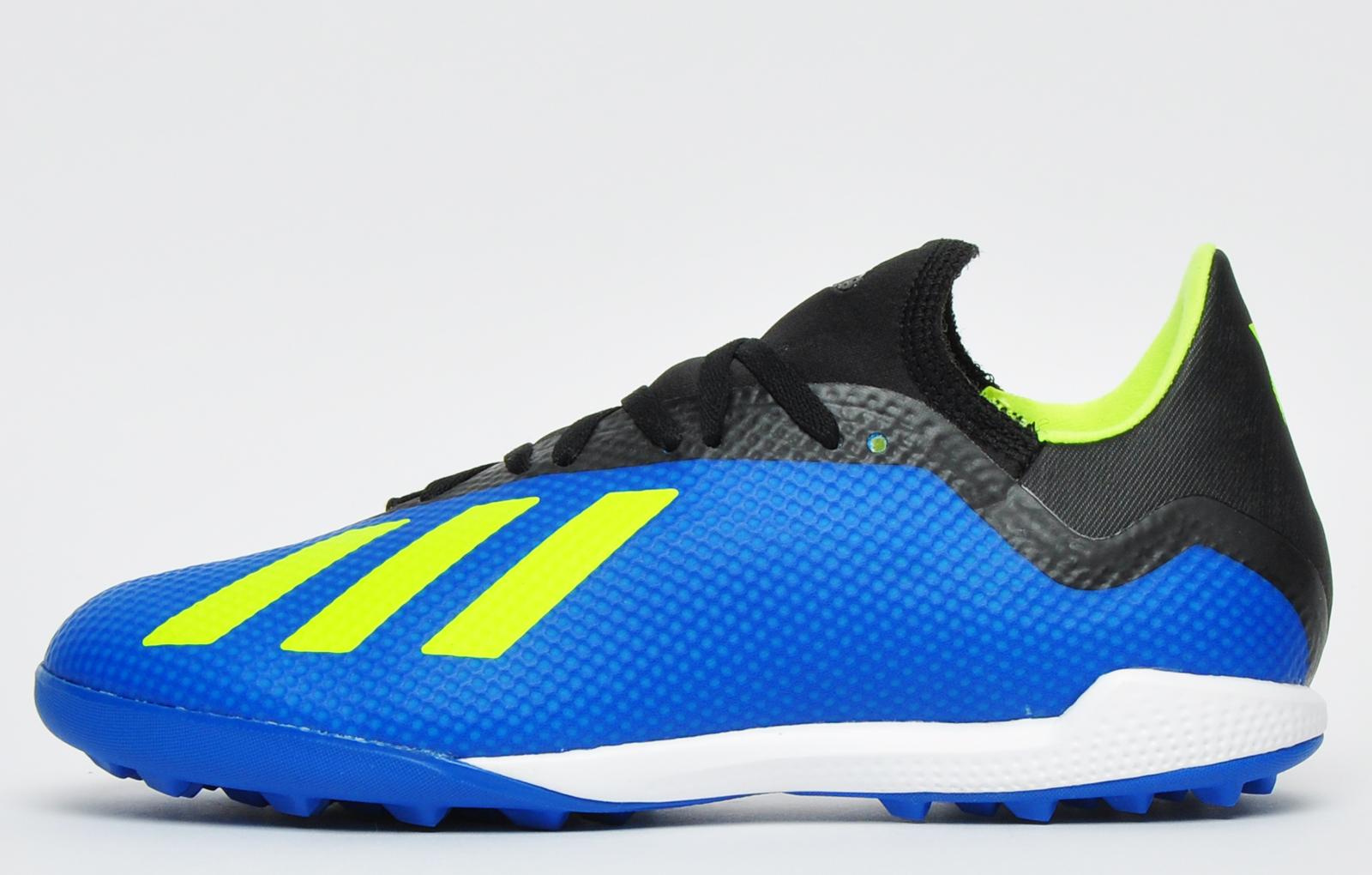 ⚽ Adidas X TANGO 18.3 TF Trainers Football Boots Size UK 10 Kids UK 3 Girls Boys