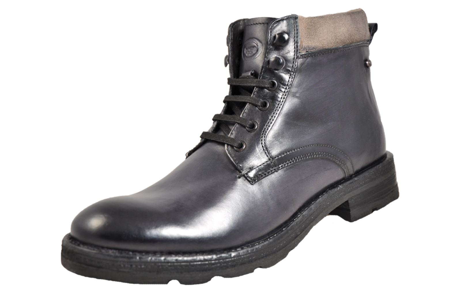 ee9dfb8715d Base London Panzer Leather Mens -