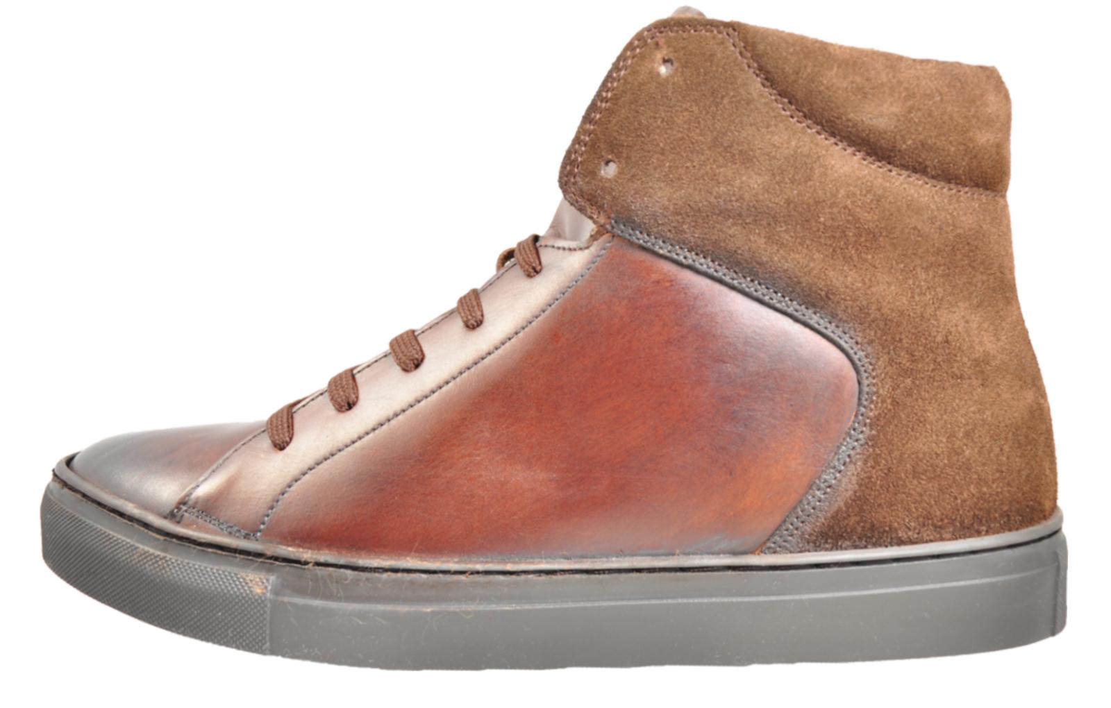 online retailer 2c04a 581e8 Base London Jarrett Leather Mens -
