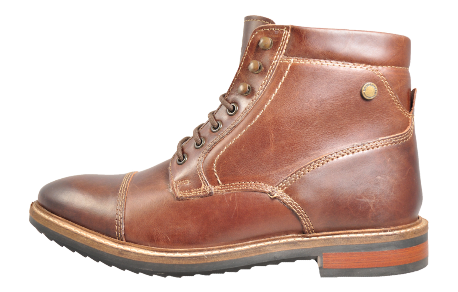 Base London Connor Leather Mens - BL180430