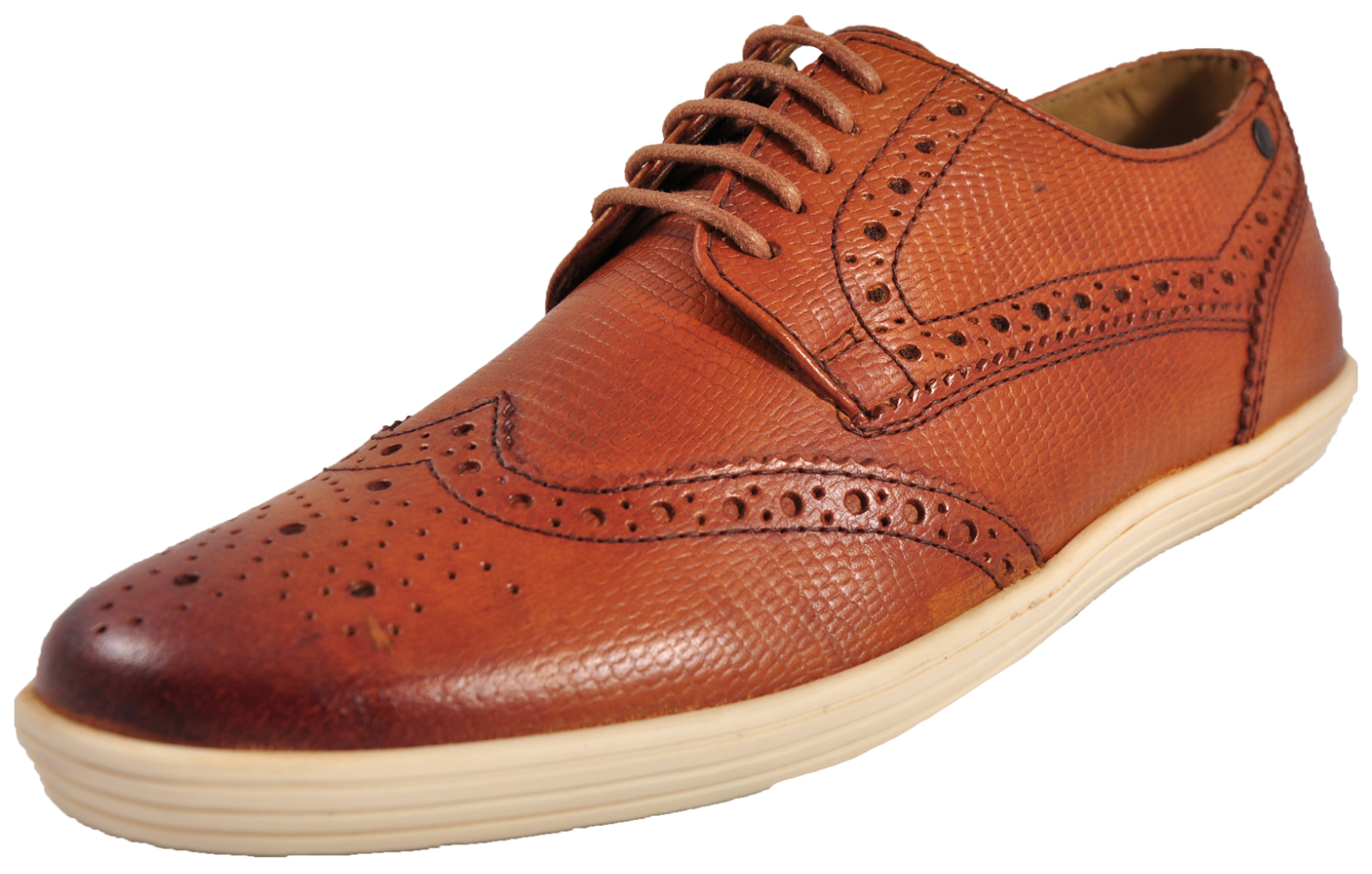 Base London Costello Slim Leather Mens - BL192831