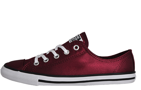 Converse CT All Star Ox Dainty Satin Womens Girls - CN162867