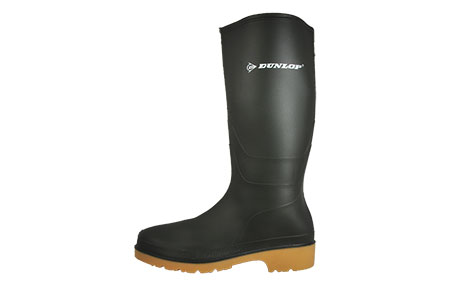 Dunlop Dulls Uni Wellington Boots Mens Womens - DL156836