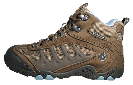 Hi Tec Penrith Mid Waterproof Womens - HT146274