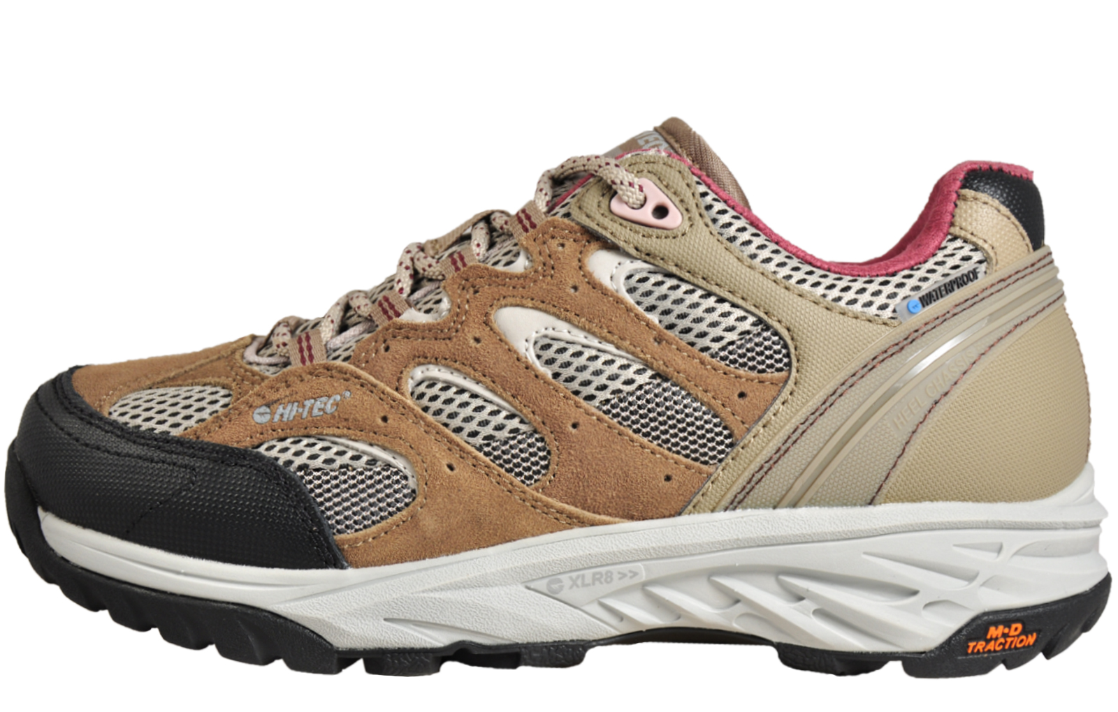 Hi Tex Wild Fire Low Womens - HT174151