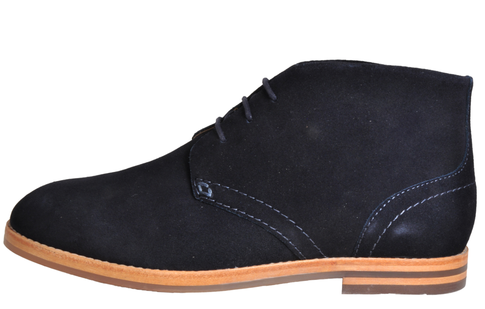 Hudson Houghton 3 Suede Leather  Mens - HU163667