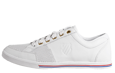 K Swiss Classic Leather Match Court P Mens - KS160424