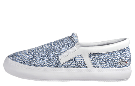 Lacoste Rene Chunky Slip-On Womens - LA151191