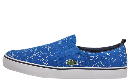 Lacoste Gazon Slip On Junior  - LA149252