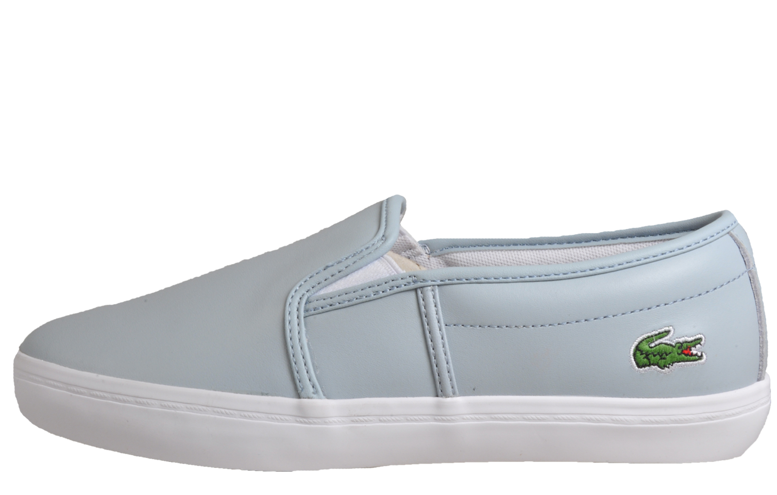 Lacoste Tatalya Leather Slip Ons Womens B Grade - LA171751B
