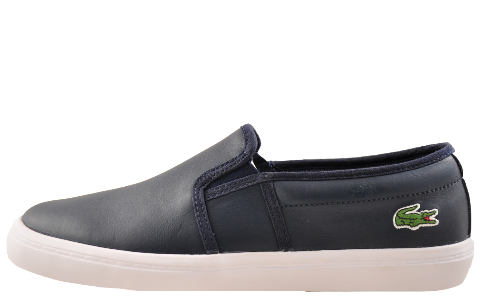 Lacoste Gazon Leather Slip On Womens B Grade - LA184325B