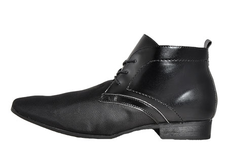 B. Barton London Leather-Lined Boots - PR150318