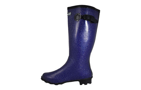 Cotswold Glitter Wellington Boot Womens Girls - PR156901