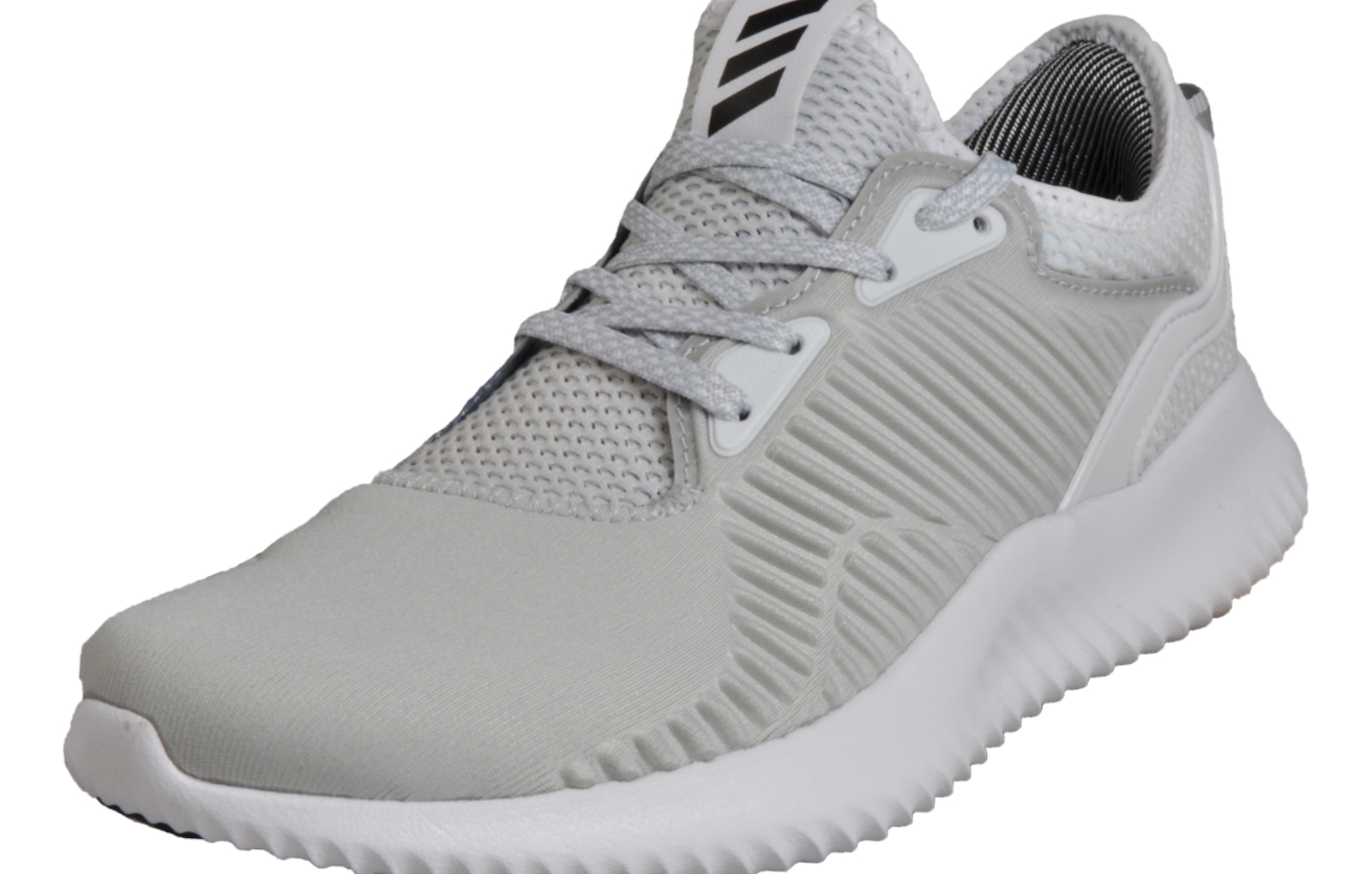 e691ca6a84dd7 Clear Grey   White   Crystal White. Adidas Alphabounce Lux Womens -  AD167130. alternate view 2. alternate view 1