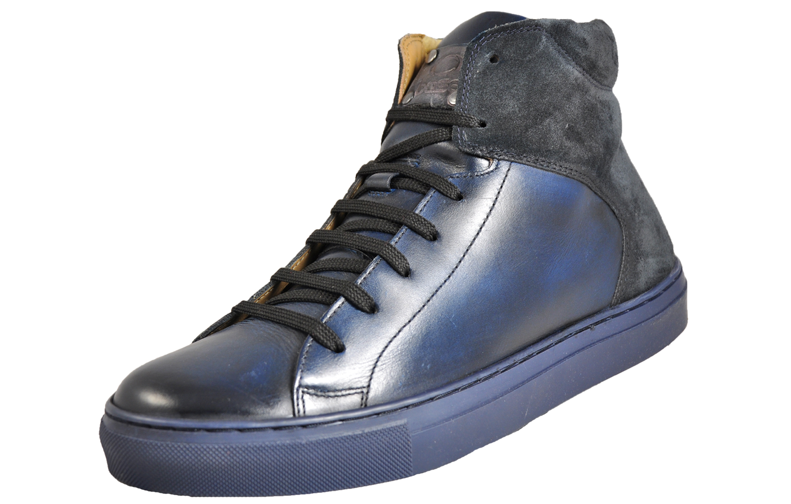 Base London Jarrett Leather (Sample) Mens - BL178236B