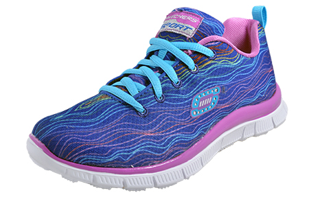 Skechers Skech Appeal Superior Luxe Memory Foam Junior Girls - SK127563