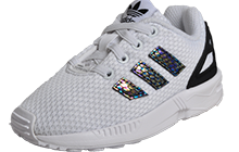 Adidas Originals ZX Flux Metallic EL Infants Girls - AD162677