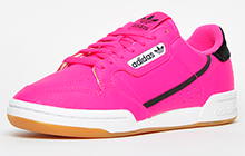 Adidas Originals Continental 80 Womens Girls - AD232553