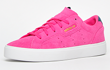 Adidas Originals Sleek Womens Girls - AD232702