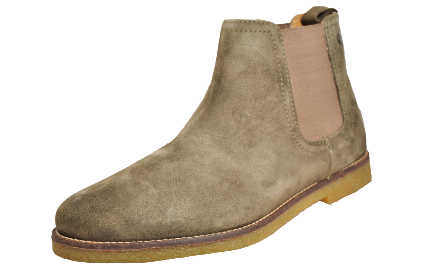 Base London Ferdinand Suede Mens - BL180448