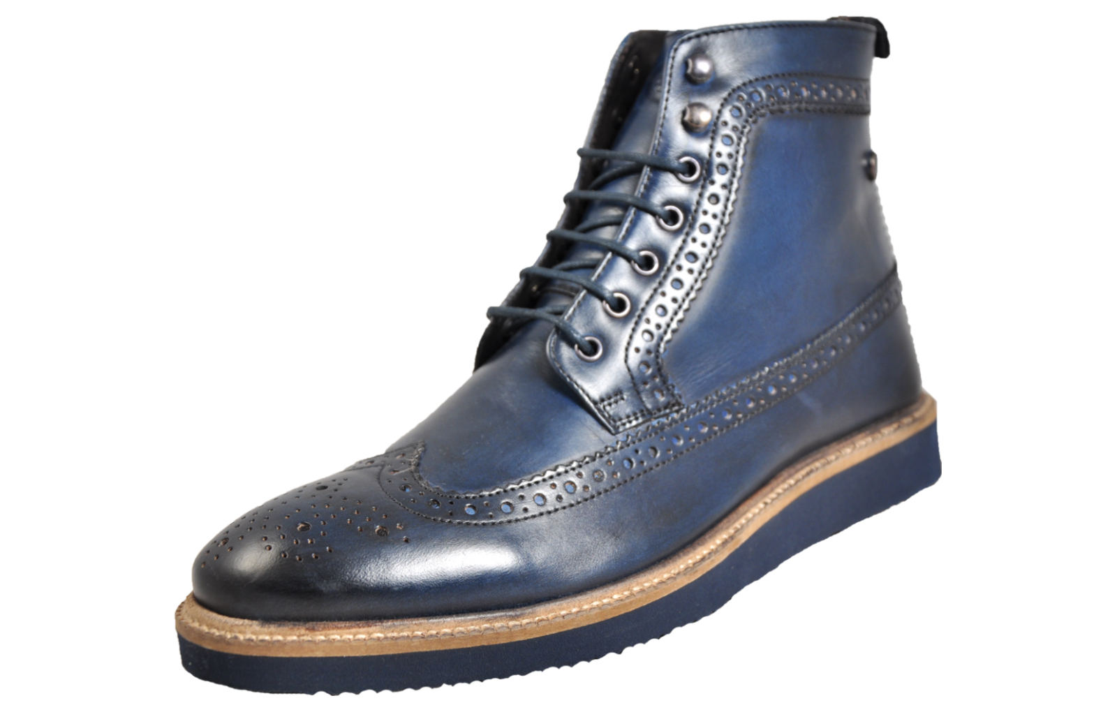 Base London Nebula Leather Mens - BL180471