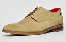 Base London Ivy Suede Leather Mens  - BL196931