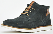 Base London Buster Suede Mens - BL238451