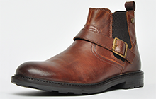 Base London Morrow Leather Men's - BL239319
