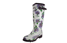 Cotswold Flower Wellington Boots Womens Girls - CW156968