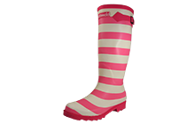 Cotswold Striped Wellington Boots Womens Girls B Grade - CW157172