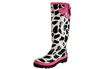 Cotswold Moo Cow Wellington Boots Womens Girls - CW157180