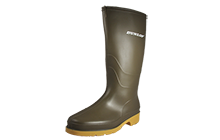 Dunlop Dull Uni Wellies  Mens Womens - DL156927