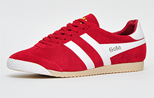 Gola Classics Harrier Leather 50th Anniversary Suede Mens - GL198325