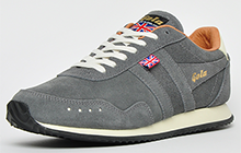 Gola Classics Track Suede 317 Made In England Ltd Edition Mens - GL216317