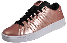 K-Swiss Hoke Metallic Memory Foam Women's Girls - KS163485