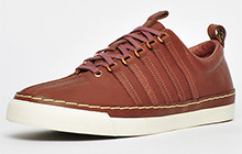 K Swiss X Billy Reid Arlington VT Leather Mens Ltd Edition - KS193029