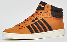 K Swiss Hoke Mid Memory Foam Mens - KS202184